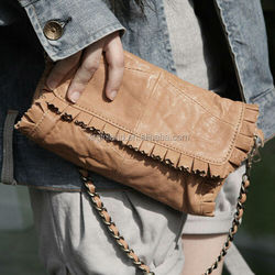 Fashion ladies genuine leather handbags wholesale handbag famous brand tote bags