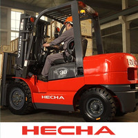1.0T-10T Automatic transmission Japanese engine forklift truck
