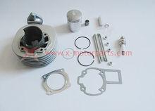 cylinder body with piston kits for SUZUKI LT80