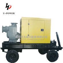 Good Quality Big Flow Diesel Engine Water Pump Set