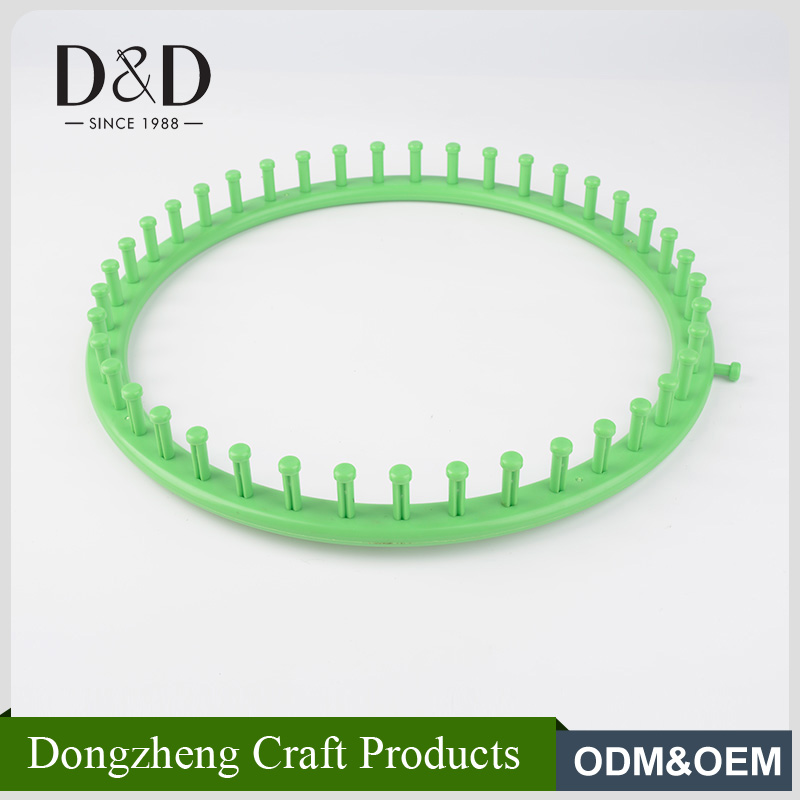 Popular de punto colores rápida plástico circular <span class=keywords><strong>sombrero</strong></span> tejer telar para principiantes
