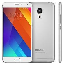 Original MEIZU MX5 5.5 inch Capacitive Screen Flyme 4.5 Smart Phone, Helio X10 Turbo Octa Core 2.2GHz, ROM: 32GB, RAM: 3GB, Supp