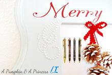 Most Unique Christmas Gifts 2015 letian pen