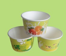 custom printed ice cream container,yiwu paper cup ice cream,ice cream cup
