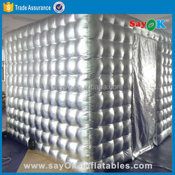 China custom made inflatable photo booth rental/photo-booth for sale