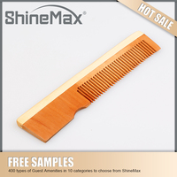 Hot sale personalized unbreakable wholesale hair comb