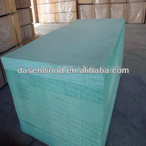 Mm green mdf board buy waterproof