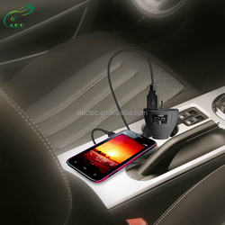 quick charge dual usb car charger 9V 2A car charger 18W car charger