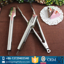 High Quality Multifunction Stainless Steel Food Tongs