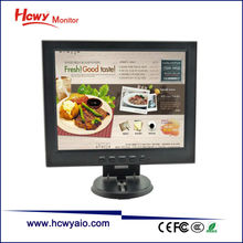 Reliable Supplier 10 inch 1024*768 VGA LCD Monitor With CE & RoHs