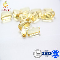 Pharmaceutical grade omega 3 fish oil capsule