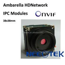 MP HD CCTV CMOS digital Ambarella 1080P security digital camera modules with ONVIF H.264
