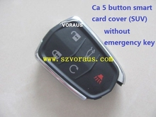 Ca 5 button smart card cover (SUV),without emergency key