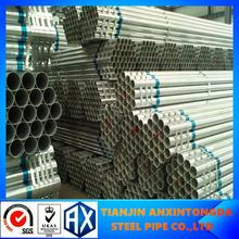 a53b hot dip galvanized steel pipe!cold drawn sch40 galvanized steel pipe sch80 shs