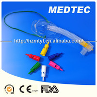 wholesale high quality medical adult nebulizer accessory oxygen face mask with rope