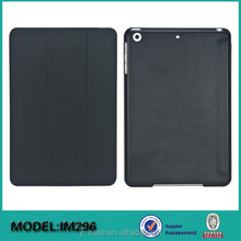 2015 hot selling leather case for ipad mini , tablet case for iPad mini(1,2,3)