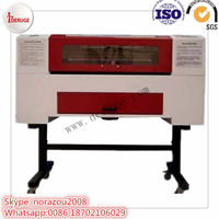 Deruge engraved glass and stone with word laser machine good quality and price with CE 1000mm*600mm