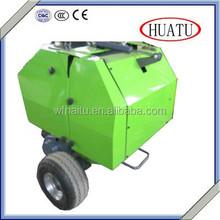 Vendita calda modello mrb 0850,0870, mini pressa fieno rotonda, utilizzato per balle di fieno con ce