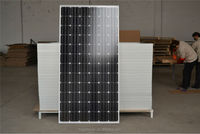 300W Mono Crystalline PV Module for rooftop