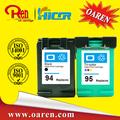 Tinta Compatible para HP 94 y 95 Cartuchos Tinta