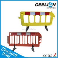High Quality Durable Plastic Traffic Safety Road Barrier