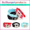 Hot sale pet collar manufactures adjustable dog collar