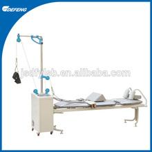 Mutifunctional micro- ordenador lumbar y sistema de tracción cervical cama( dfk- vibi)