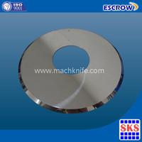 Circular Saw Blade tube cutting blade for paper/metal tube cutting