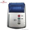 impresora industrial con lector de tarjetas de crédito