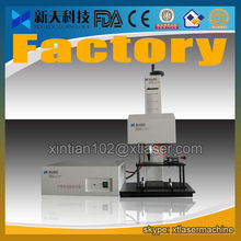 desktop rotary pneumatic marking machine for metal pipes
