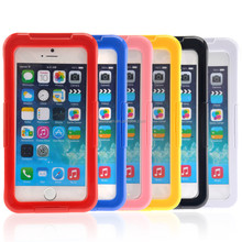 2015Hashionable Hot Waterproof Shockproof Dirtproof Snowproof Cover Android Cell Phone Cover Case 4.7 inch for Apple iPhone 6