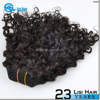Hot New Items 2015 Speedy Delivery Wholesale Distributors Full Cuticle baby curl human hair from hong kong