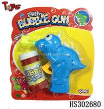 cute animal design bubble blower gun inflatable bubble