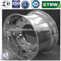 alloys wheels 22.5*9.00 for truck wheels rims for bus