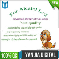 Mobile Phone Spare Parts for alcatel one touch idol ultra touch screen