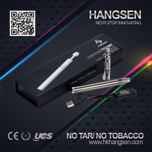 HAYES II TWIST cigar vaporizer with 1.8ohm tank, rebuildable tips&coil inside the starter kit, e cigarette hong kong