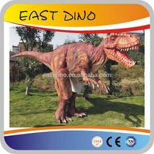 Dinosaurios mecánicos traje para dinosaurio mostrar