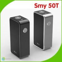 Simeiyue newest design 0.1-2ohms temperature control box mod Smy 50T Kit Mod