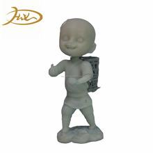 Customed Juguetes de Vinilo, No tóxico PVC Estatua