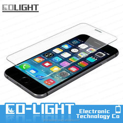 9H 0.26mm 0.33mm 2.5D tempered glass screen protector film for iphone 6