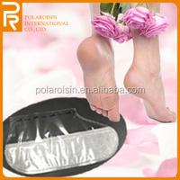 private label foot exfoliating mask manicure pedicure