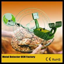 Md-5002 vendita calda! Metal detector a buon mercato con buone prestazioni 1.5m profondità