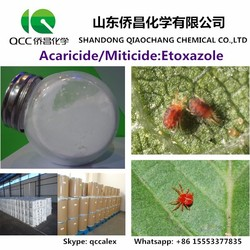 Top quality Biological Acaricide/Insecticide Etoxazole 95%TC 110g/l SC 11%SC