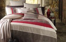 UK style 100%cotton bed set duvet cover