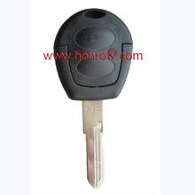 Cáscara de la llave VW Jetta 2 botón del control remoto