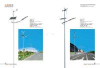 Europe Standard Solar street light 13 years old factory