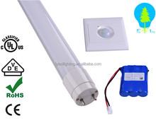 LED emergency tubes - W -180mins extension- transparent cover- 110V 120V 277V 347V