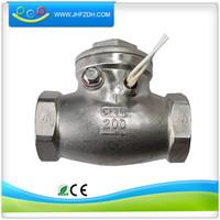 stainless steel magnetic water flow sensor