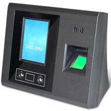 Elegant Design Economical color screen Facial Recognition face attendance biometric machine/devices