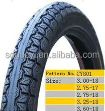 high quality motorcycle tire 2.75-17